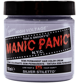 Iloveyoumagazine Magazine Beauty Colored Hair Guide Tish Snooky S Manic Panic Classic Hair Color Silver Stiletto Classic High Voltage 4953373573186 1168x