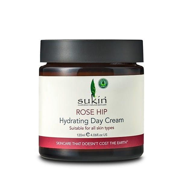 Sukin Certified Organic Rose Hip Hydrating 120ml
