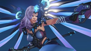 551490 Overwatch All Stars 2019 Legendary Mercy Skin