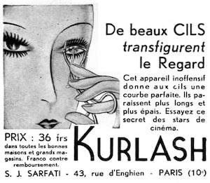 1934 Kurlash French
