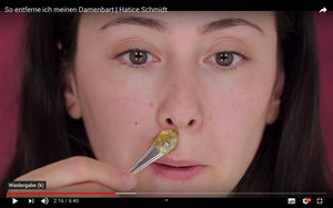 Iloveyoumagazine Magazine Beauty Empowerment Enthaarung Beautychannels Youtube Rea Mahrous46 Haticeschmidt