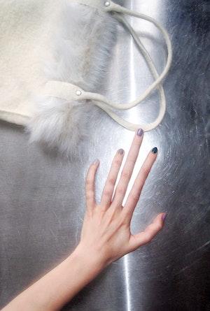 Iloveyoumagazine Magazine Beauty Multicolored Nails Nailpolish Uslu Airlines
