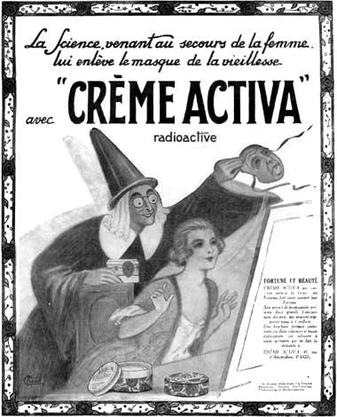 1917 Creme Activa