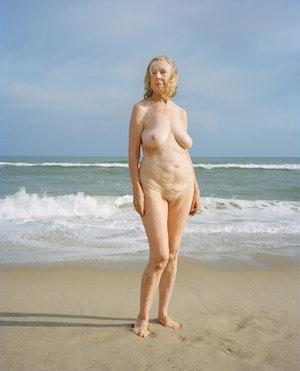 Jane And Crashing Waves