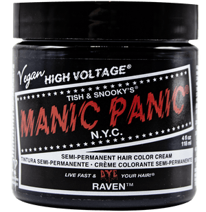 Iloveyoumagazine Magazine Beauty Colored Hair Guide Tish Snooky S Manic Panic Classic Hair Color Raven Classic High Voltage 4953375342658 1079x