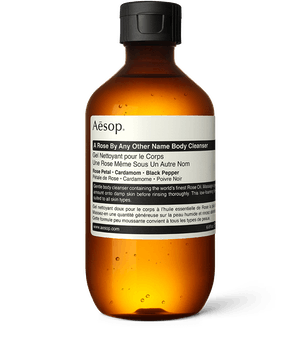 Aesop Body A Rose By Any Other Name Body Cleanser 200ml Large 835x962px